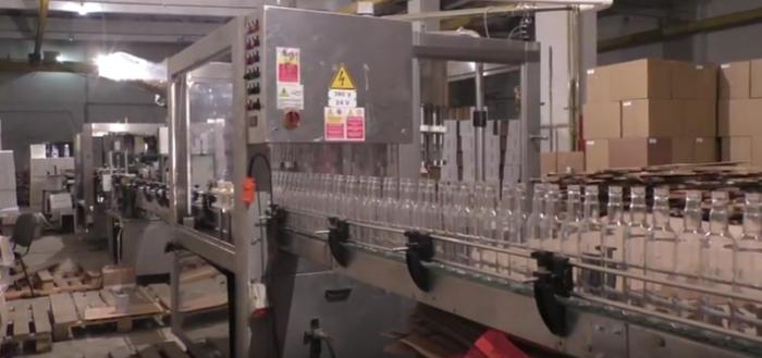Нелегальное производство водки