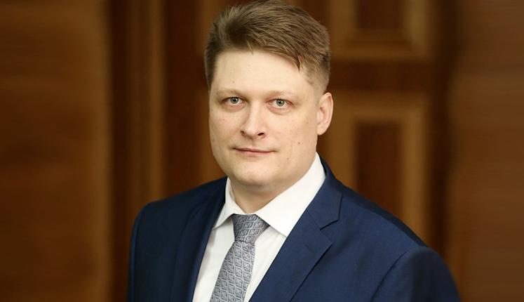 А.В. Бударин, начальник Управления ФНС