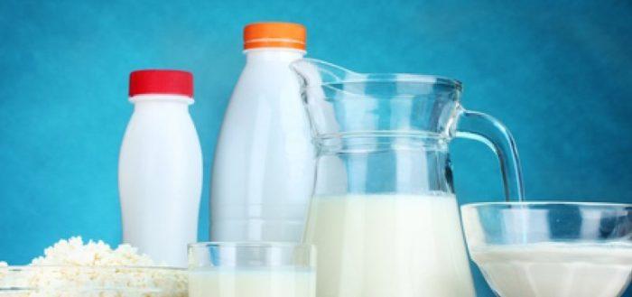 Молоко и молочное