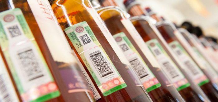 Упрощенный порядок маркировки алкоголя
